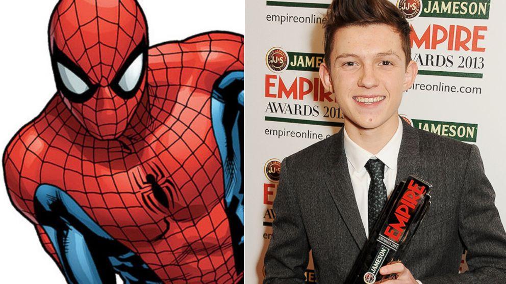 Tom Holland Meet The Newest Spider Man Star ABC News
