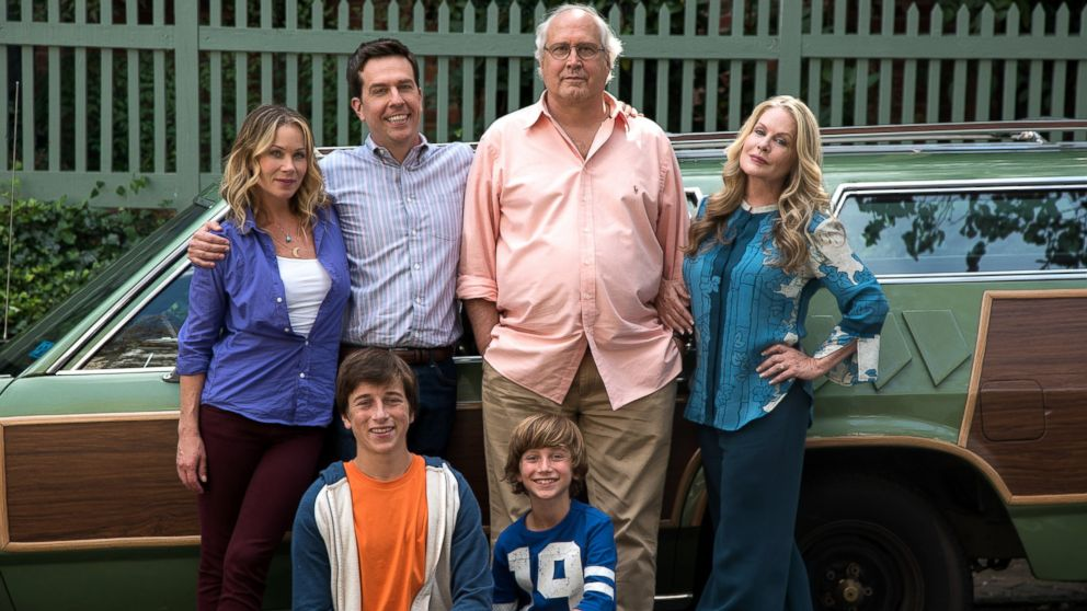 Vacation Movie Review The Griswolds Are Back Abc News