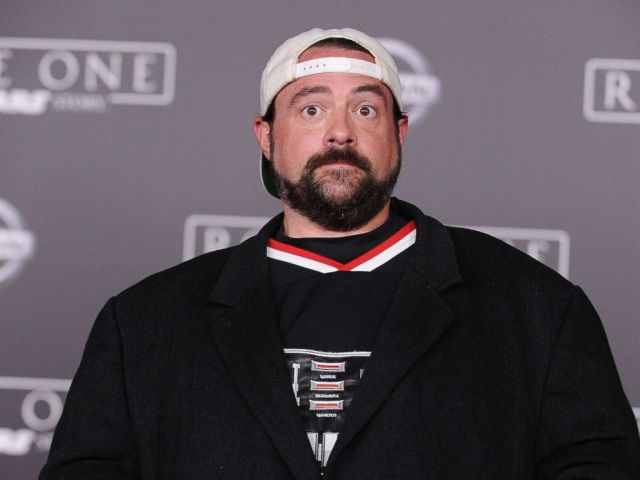 PHOTO: Actor/director Kevin Smith attends the premiere of Rogue One: A Star Wars Story at the Pantages Theatre, Dec. 10, 2016, in Hollywood, Calif.