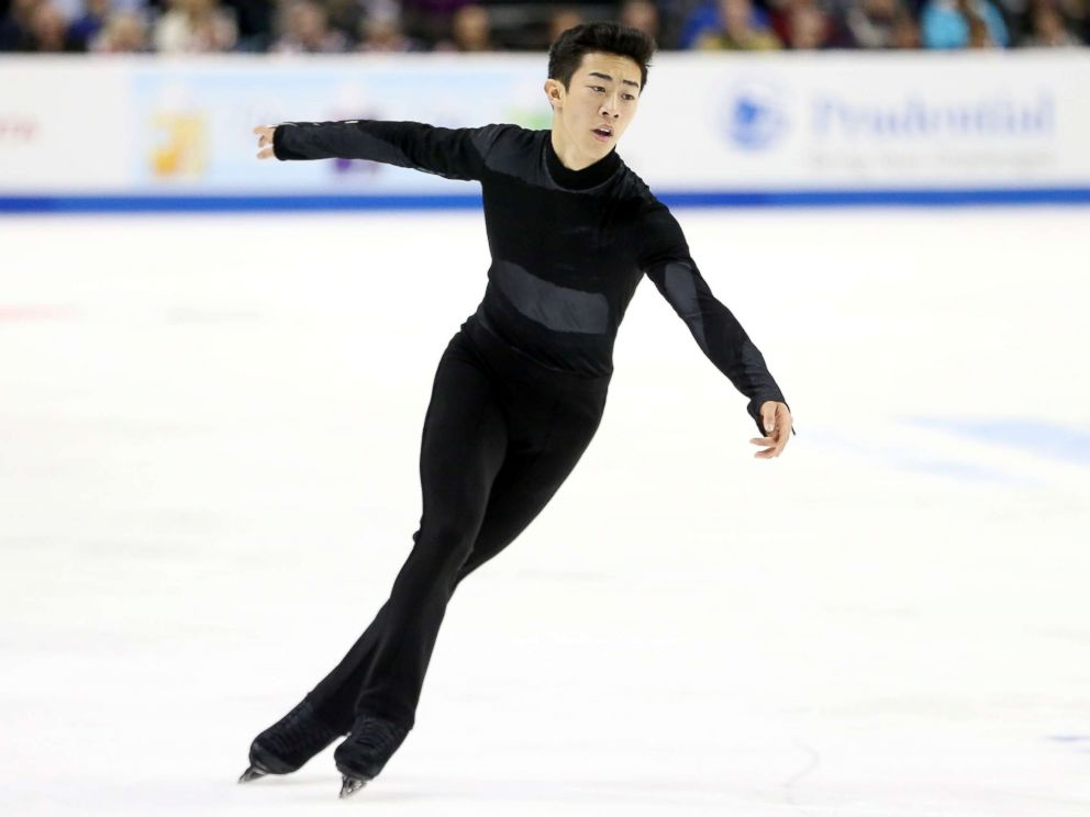 Dream About Wallpaper Falling Off For Nathan Chen A 10 Year Old S Figure Skating Dream Is