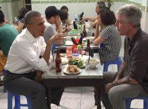 Former President Barack Obama mourns Anthony Bourdain in a ...