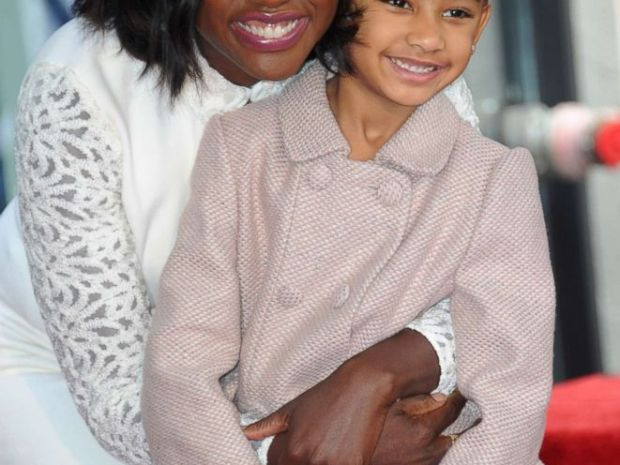PHOTO: Viola Davis and her daughter Genesis Tennon attend a ceremony on the Hollywood Walk of Fame, Jan. 5, 2017 in Hollywood, Calif.