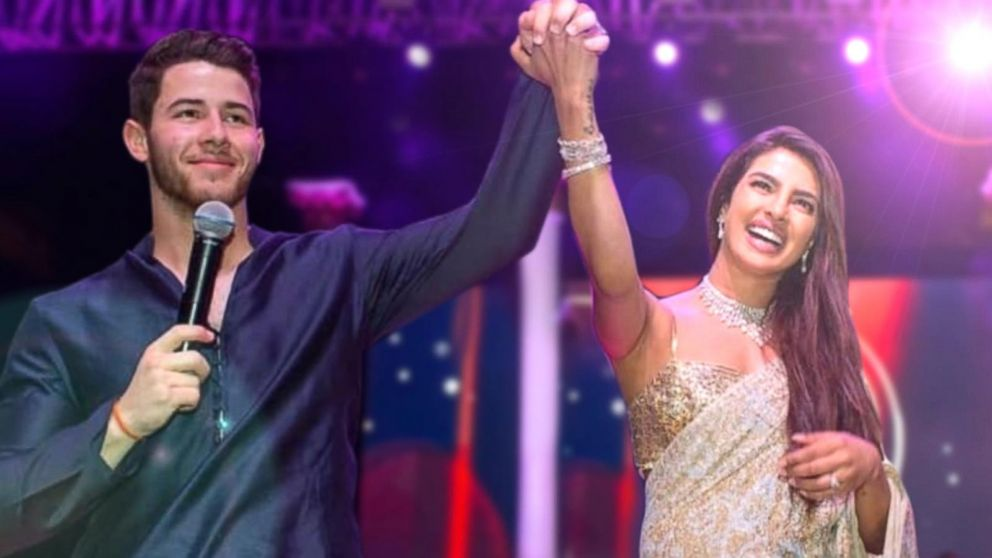 All The Details From Priyanka Chopra And Nick Jonas Wedding Video Abc News