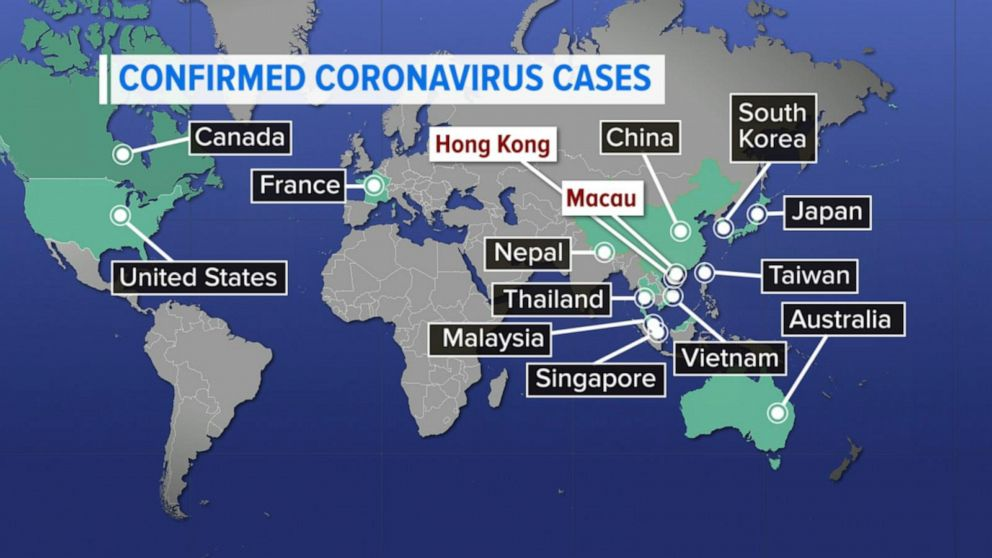Global effort to contain the coronavirus Video - ABC News