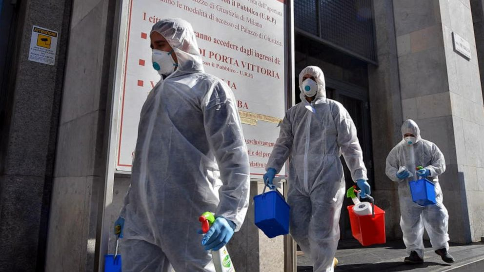As the number of coronavirus cases rises, why is Italy being hit ...