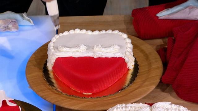Christmas 3 Layer Cakes