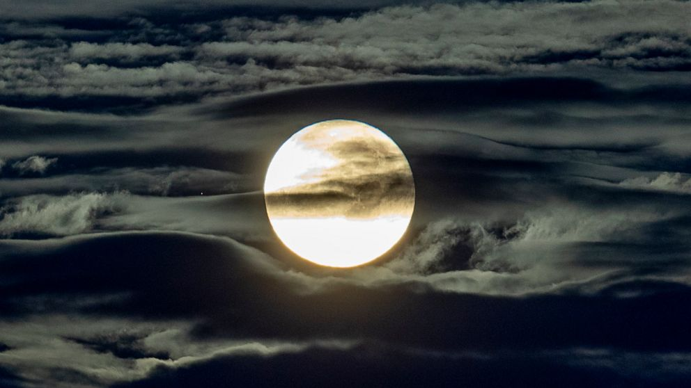 While we receive compensation when you click links to pa. Rare blue moon to light up the sky on Halloween | GMA