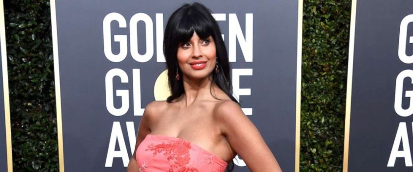 PHOTO: Jameela Jamil attends the 76th annual Golden Globe awards at the Beverly Hilton Hotel, Jan. 6, 2019 in Beverly Hills, Calif.