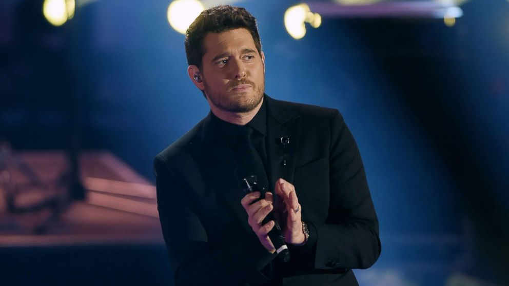 michael buble on how