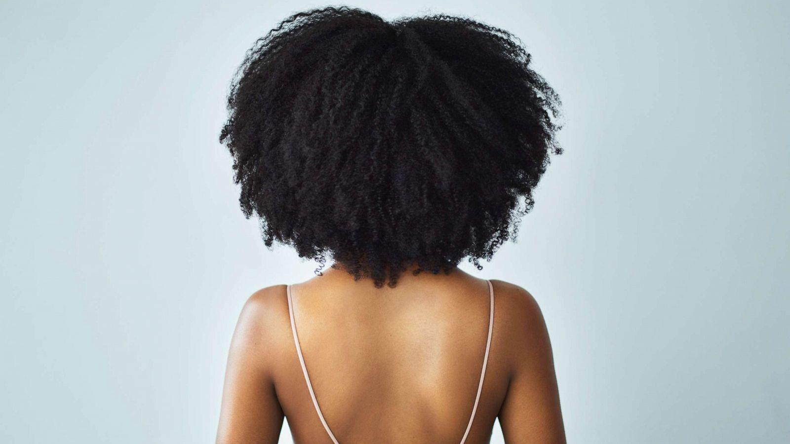 Natural Hair Gma