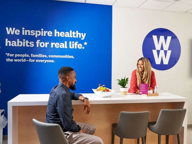 PHOTO: Weight Watchers is now known as WW.