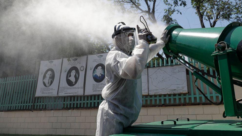 The Latest: Panama confirms 1st case of coronavirus - ABC News