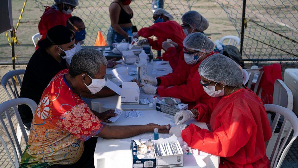 In poor regions, easing virus lockdowns brings new risks thumbnail