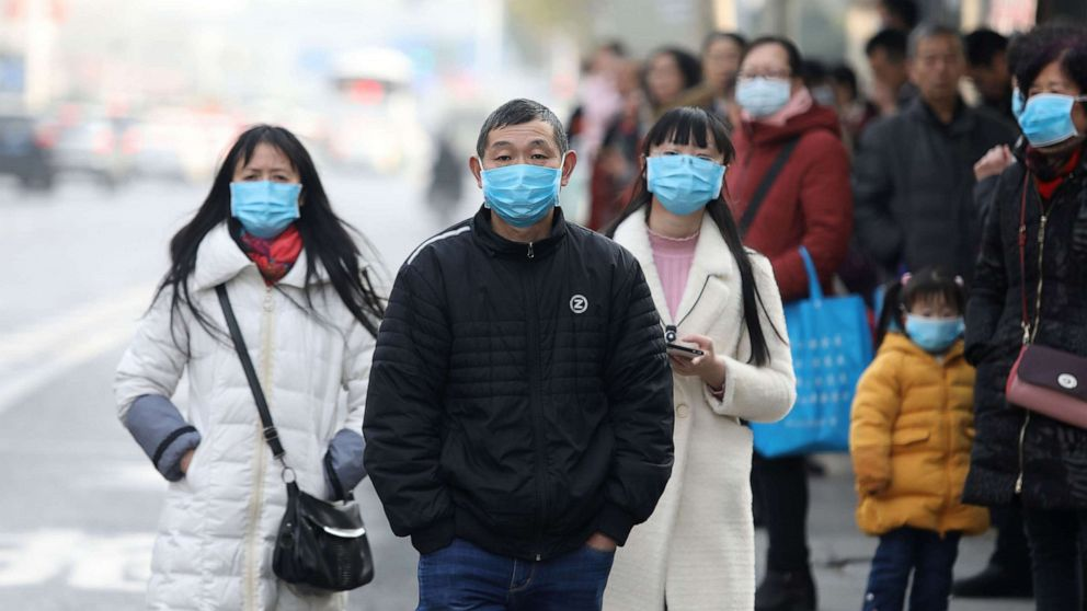 Human-to-human transmission of new coronavirus reported in China ...