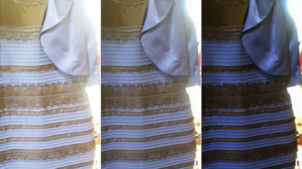 the dress how colorblind