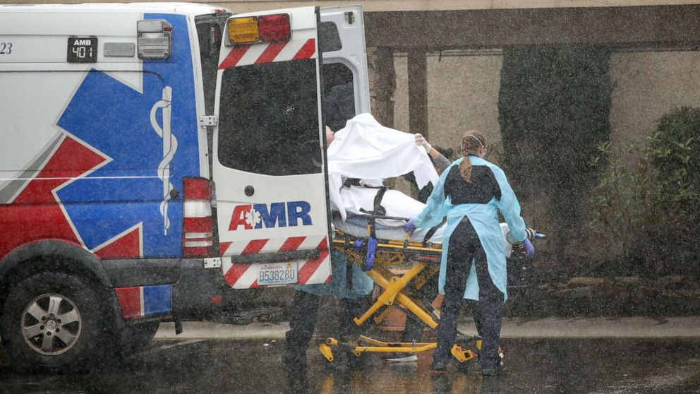 US death toll rises to 19, New York declares state of emergency ...