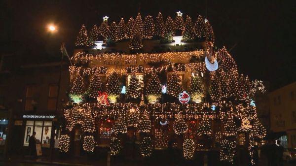 christmas lights london # 73