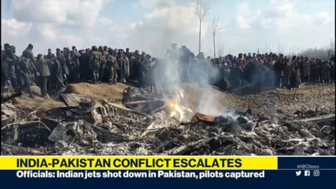Image result for india and pakistan conflict today
