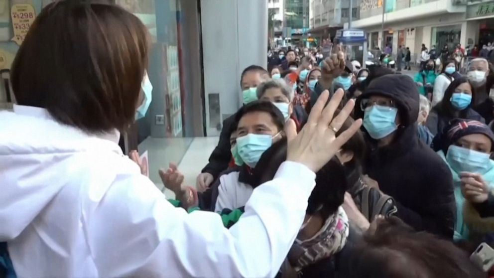 Why South Korea may have more coronavirus cases than the US - ABC News