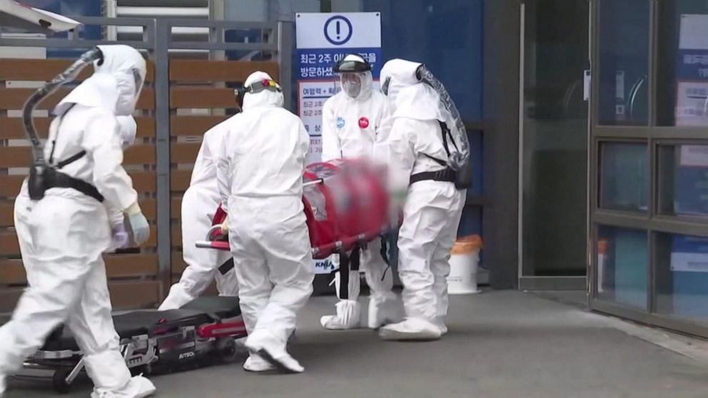 Deaths related to coronavirus have risen to more than 2,500 in ...