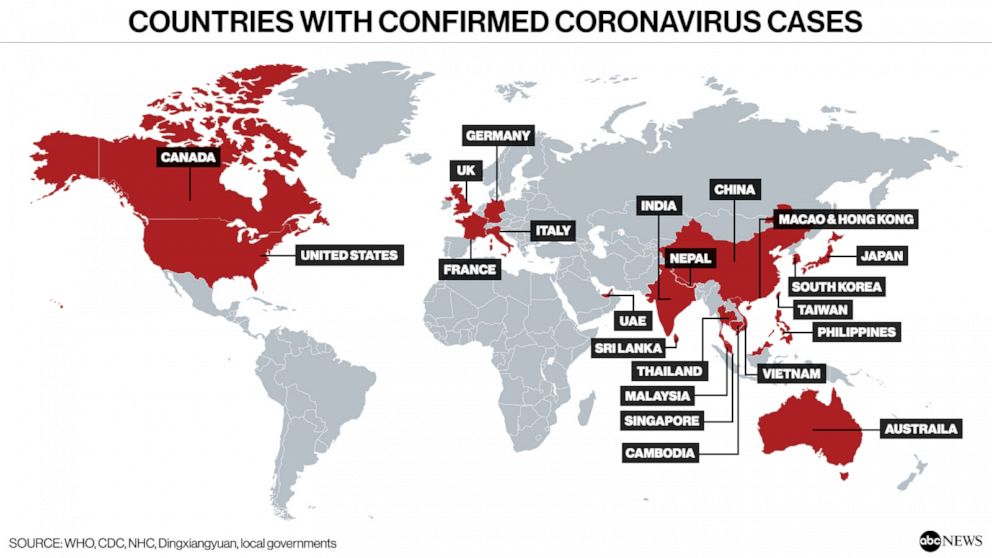 US declares public health emergency over coronavirus, announces ...
