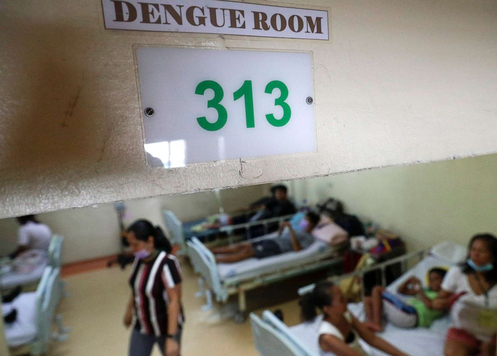 Dengue epidemic declared in Philippines, over 600 dead and nearly ...