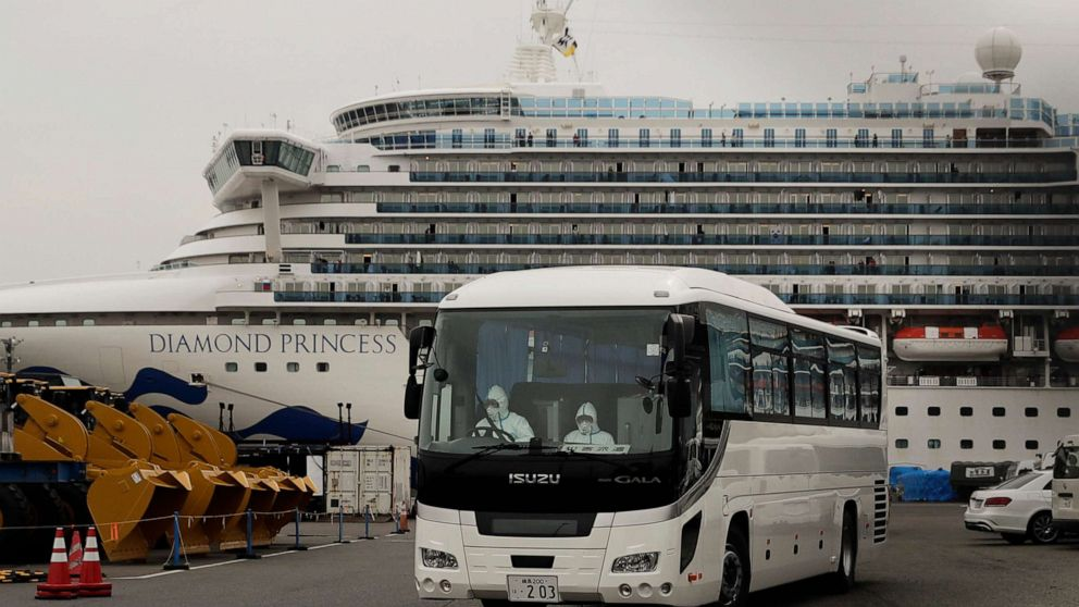 67 new cases of coronavirus confirmed on cruise ship that has ...