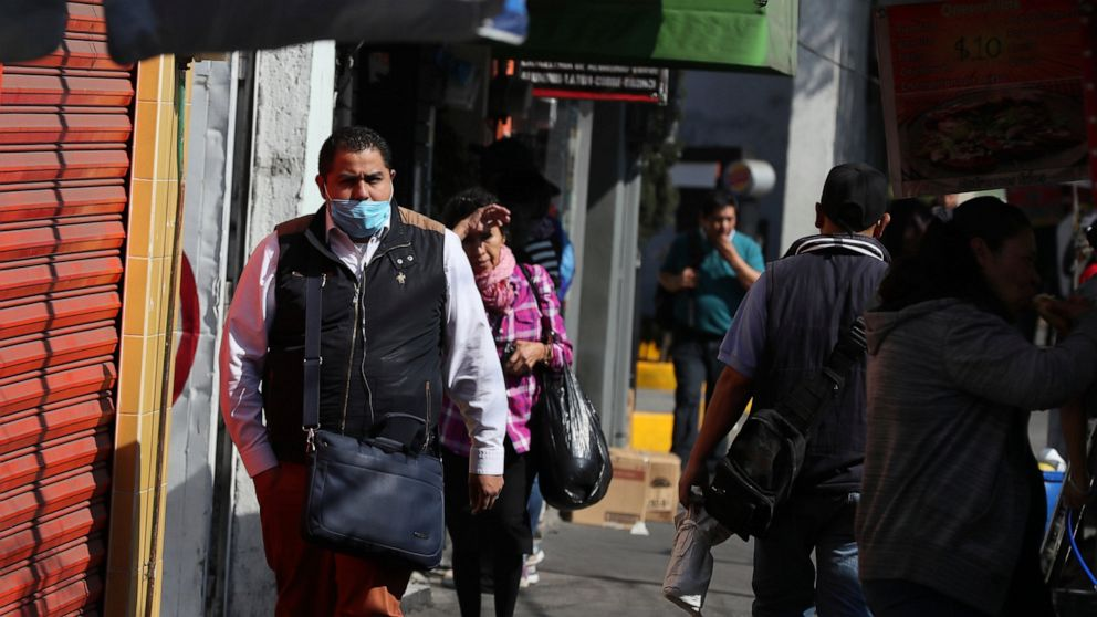 Mexico confirms first 2 cases of coronavirus - ABC News