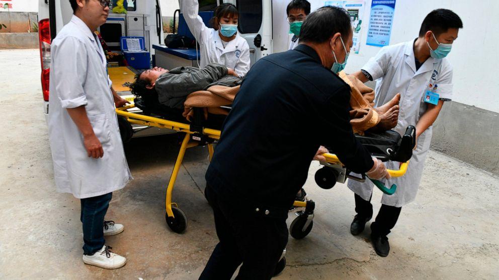 Magnitude 5 quake in southwestern China kills 4, injures 23 thumbnail