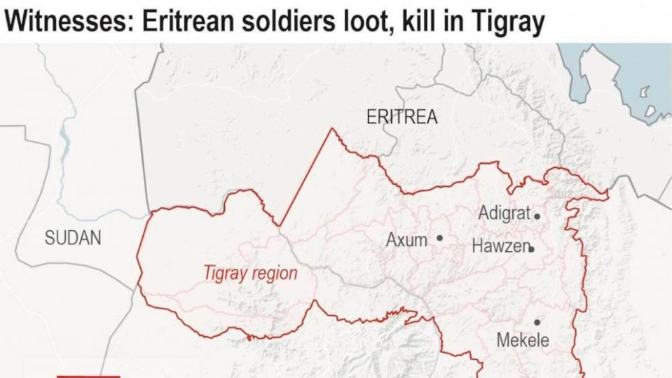 Ethiopia-Eritrea's Deadly Presence