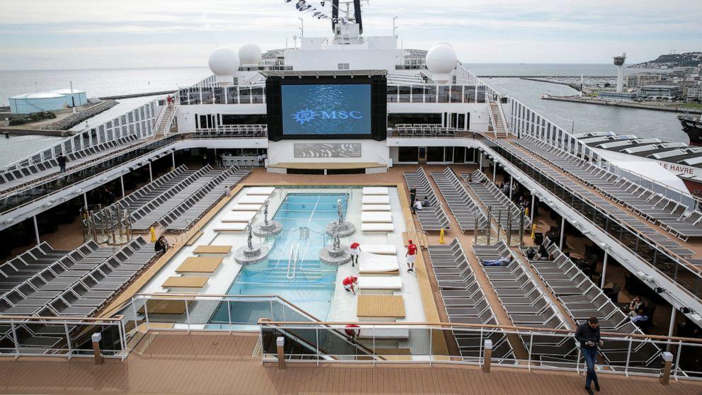 Cruise lines, passengers scramble to respond to coronavirus - ABC News