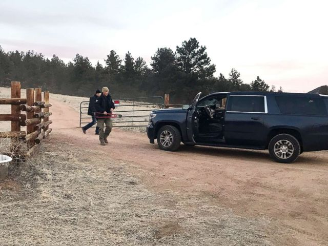 PHOTO: Investigators served an arrest warrant Friday morning for Patrick Frazee, the fiancé of missing Colorado mother Kelsey Berreth, who hasnt been seen in nearly one month, sources told ABC News.