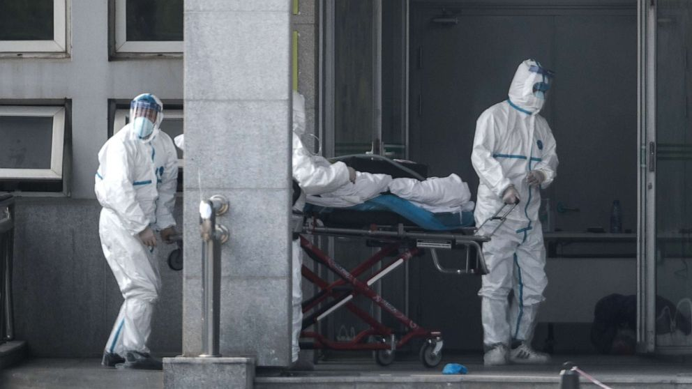 201 cases of SARS-like virus reported throughout China, officials ...