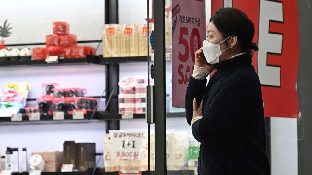 Fear grips Daegu, South Korea, amid coronavirus - ABC News