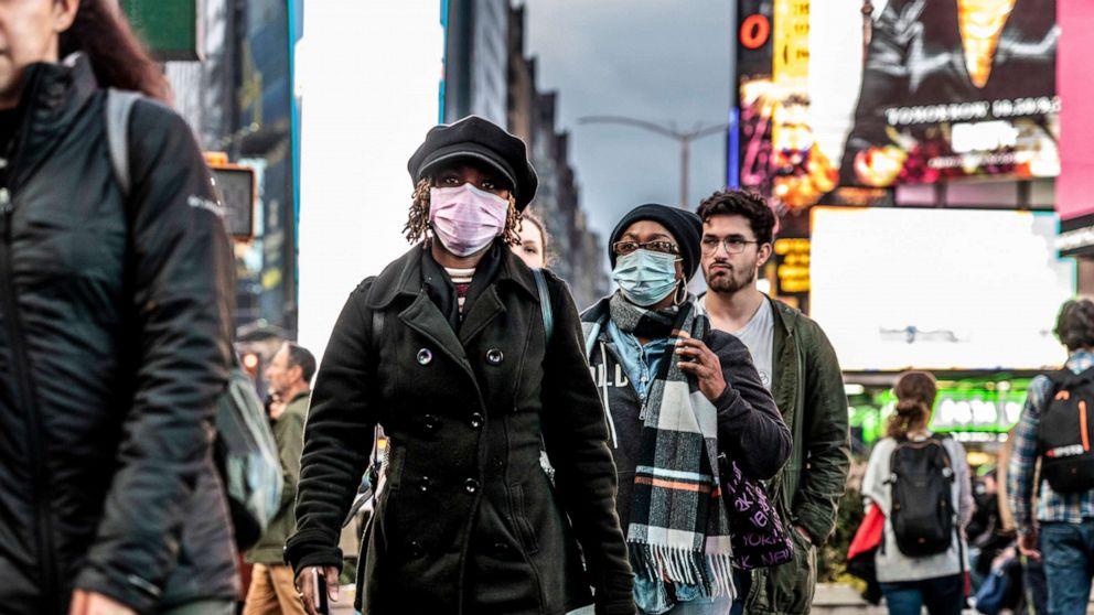 Coronavirus live updates: NYC mayor proposes shelter-in-place ...