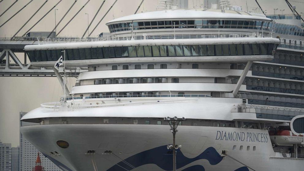 2 cruise ship passengers in Japan die from novel coronavirus - ABC ...