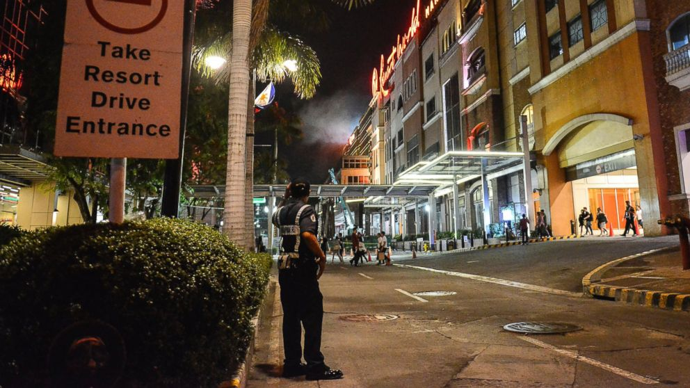 At least 35 dead in Philippine resort attack; suspect dead after ...