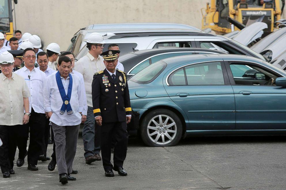Strongman Rodrigo Duterte Switches Gears To Destroy Luxury