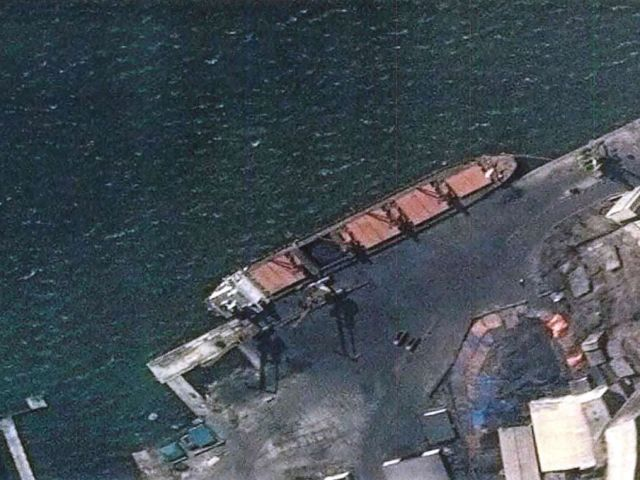 PHOTO: A ship is pictured in this photo released by the U.S. Attorneys office for the Southern District of New York.