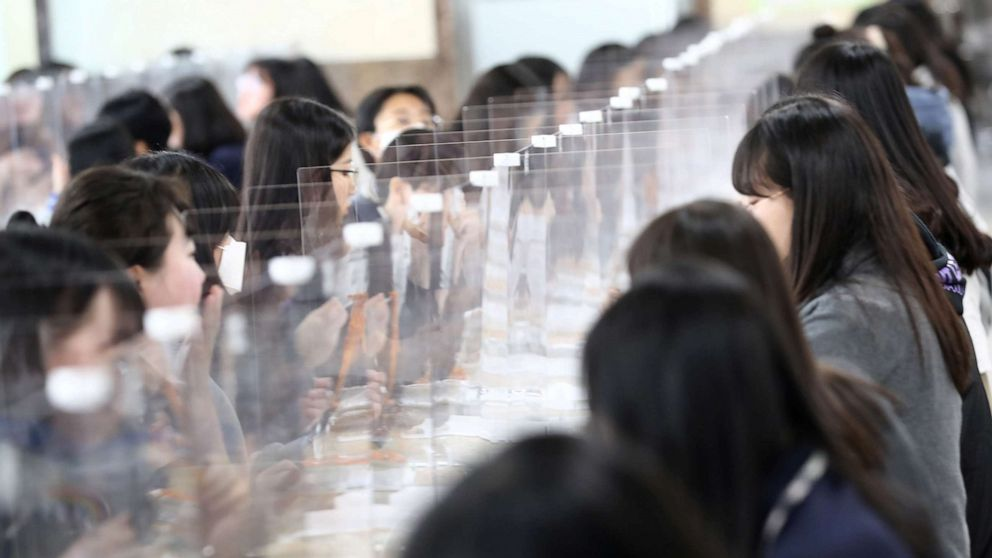 South Korea's COVID precautions as students head back to school offers a glimpse of what's needed to re-open thumbnail