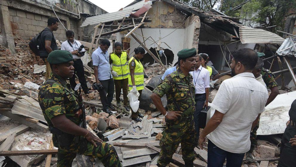 Image result for sri lanka bombing