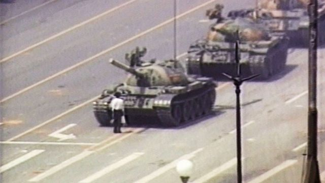 Image result for tank man