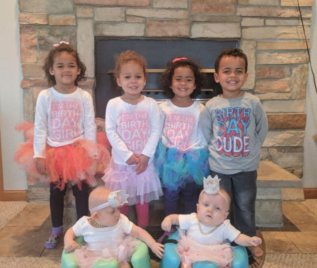 Photo Carrie And Craig Kosinski Are Adopting Two Sets Of Twins And Then Gave Birth