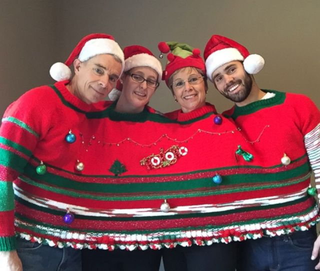 Photo Viewers Sent Gma Their Best Crazy Holiday Sweater Photos