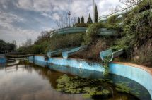 Places Abandoned Water Parks