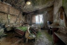 Abandoned Places Give Chills