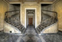 Inside Old Abandoned Places