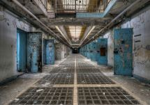 Location Abandoned Prison