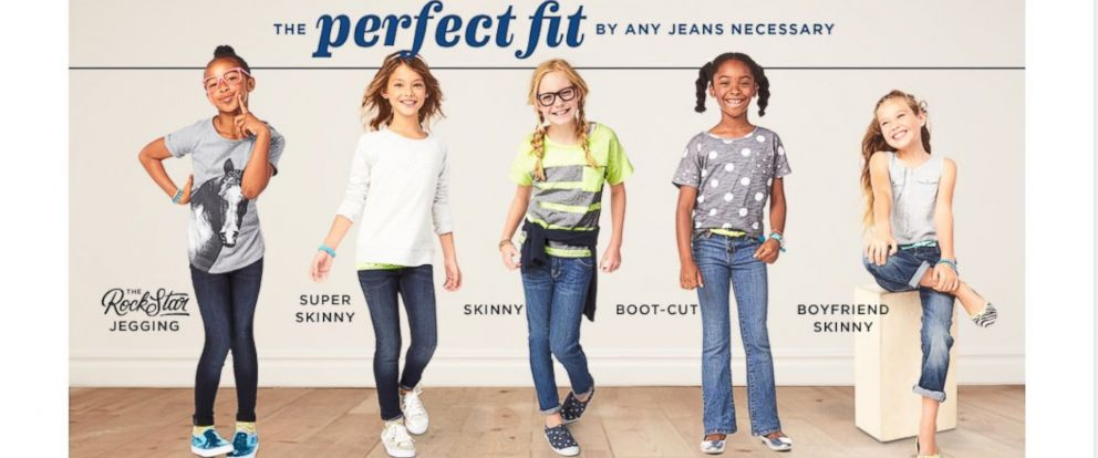 should old navy advertise