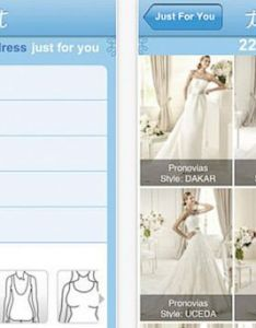 Photo the knot wedding dress look book also amazing apps to simplify planning abc news rh abcnews go
